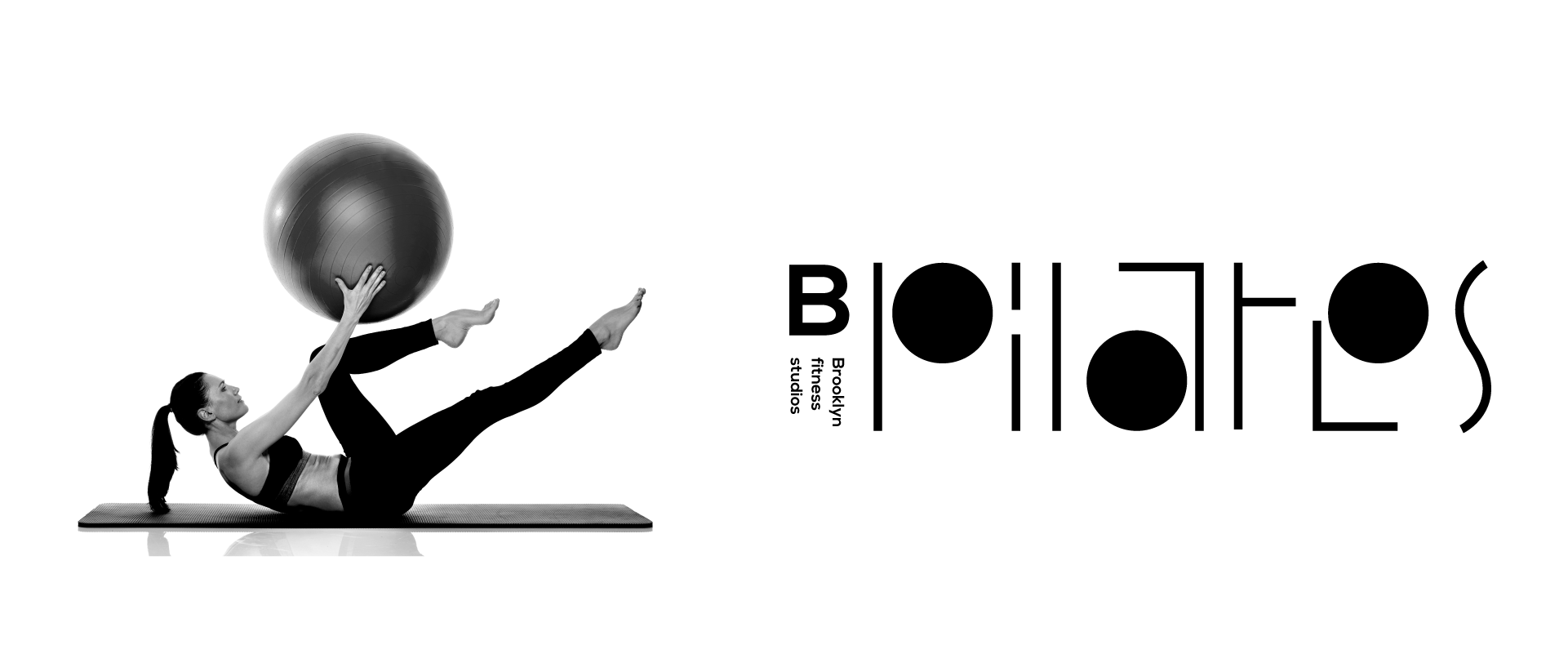 BPilates visual with alterante logo